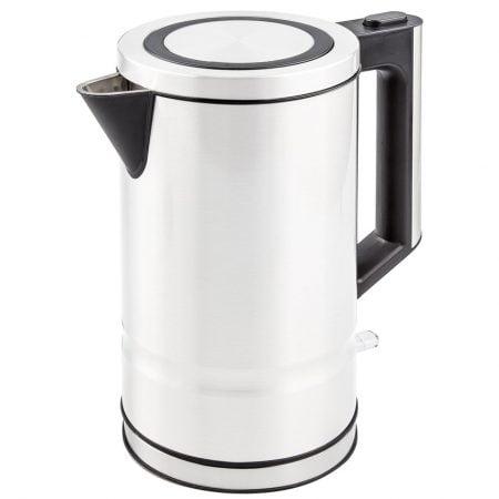 Hervidor de agua blanco de 1,7 litros