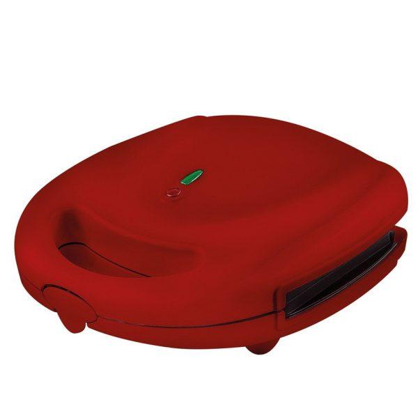 SANDWICHERA DESMONTABLE GRILL 750W RED KUKEN