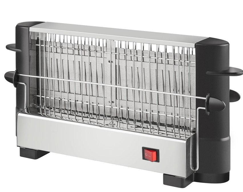 TOSTADORA VERTICAL INOX 750 W KUKEN